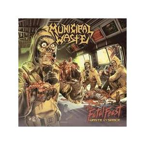 Municipal Waste: The Fatal Feast (CD) - Bild 1