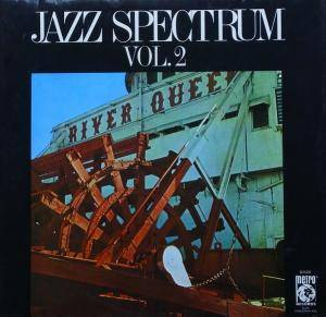 Jazz Spectrum Vol.2 - Cover
