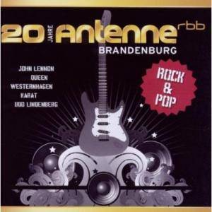 Cover - Achim Reichel: 20 Jahre Antenne Brandenburg - Pop & Rock