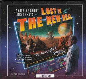 Arjen Anthony Lucassen: Lost In The New Real - Cover
