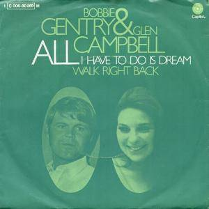 Cover - Bobbie Gentry & Glen Campbell: All I Have To Do Is Dream