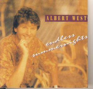 Cover - Albert West: Endless Summernight