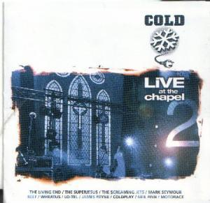 Cold Live At The Chapel 2 - Cover