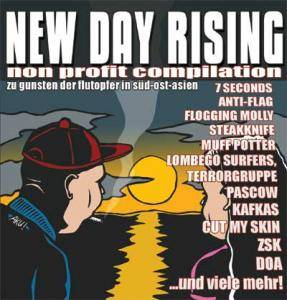 Cover - Backstreet Noise: New Day Rising