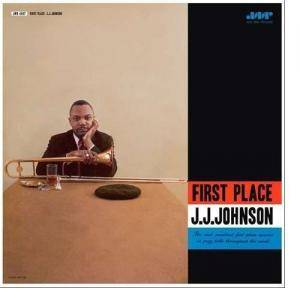 Cover - J. J. Johnson: First Place