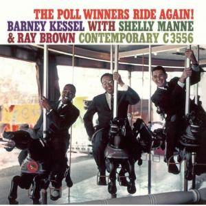 Cover - Barney Kessel: Poll Winners Ride Again!, The