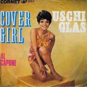 Cover - Uschi Glas: Cover Girl