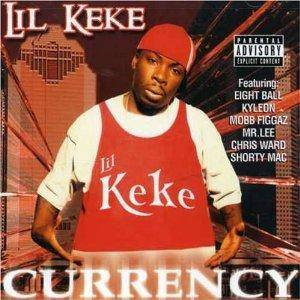 Cover - Lil' Keke: Currency