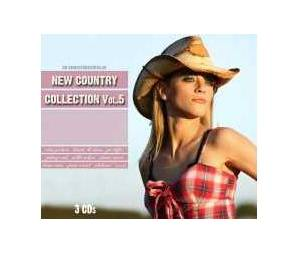 Cover - Jamie O'Neal: New Country Collection Vol. 5