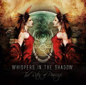 Cover - Whispers In The Shadow: Rites Of Passage, The