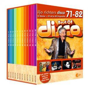 Ilja Richters Disco 71-82 - Best Of Disco - Cover