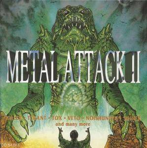 Cover - No Trouble: Metal Attack II