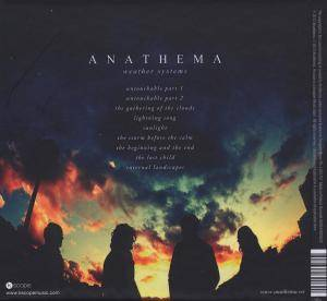 Anathema: Weather Systems (CD + DVD-Audio) - Bild 2