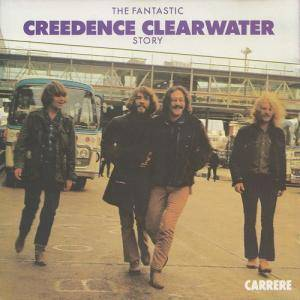 Creedence Clearwater Revival: Fantastic Creedence Clearwater Story, The - Cover
