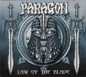 Cover - Paragon: Law Of The Blade