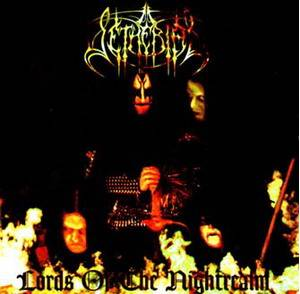 Setherial: Lords Of The Nightrealm - Cover