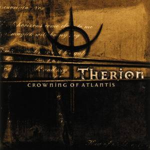 Therion: Crowning Of Atlantis - Cover
