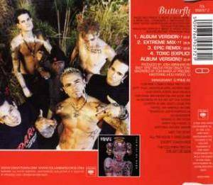 Crazy Town: Butterfly (Single-CD) - Bild 2