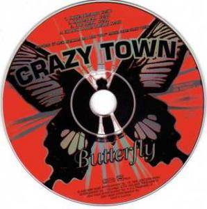 Crazy Town: Butterfly (Single-CD) - Bild 3