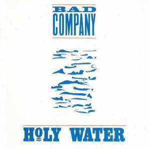 Bad Company: Holy Water - Cover