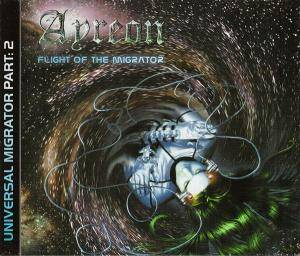 Ayreon: Universal Migrator Part 2: Flight Of The Migrator - Cover