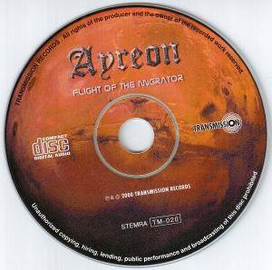 Ayreon: Universal Migrator Part 2: Flight Of The Migrator (CD) - Bild 4