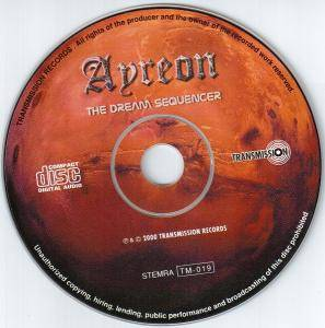 Ayreon: Universal Migrator Part 1: The Dream Sequencer (CD) - Bild 4