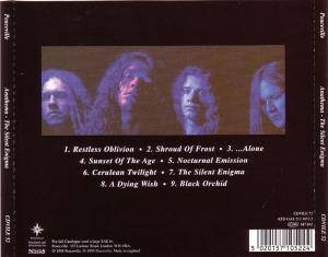 Anathema: The Silent Enigma (CD) - Bild 2