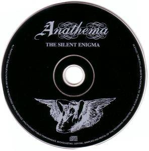 Anathema: The Silent Enigma (CD) - Bild 3