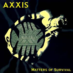 Cover - Axxis: Matters Of Survival