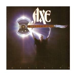Axe: Offering - Cover