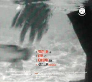Farin Urlaub: Porzellan (Single-CD) - Bild 2