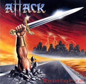 Attack: Revitalize - Cover