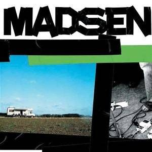 Cover - Madsen: Madsen