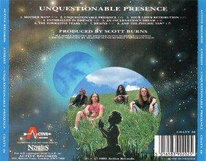 Atheist: Unquestionable Presence (CD) - Bild 3
