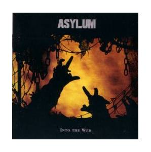 Asylum: Into The Web - Cover