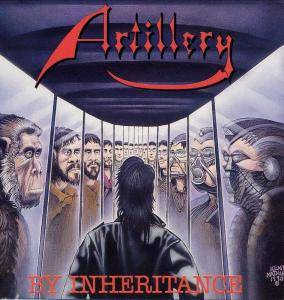 Artillery: By Inheritance (CD) - Bild 1