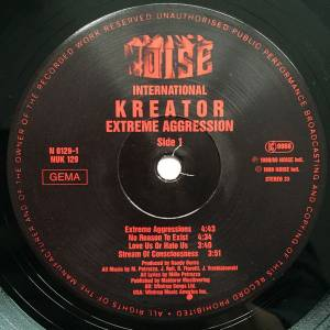 Kreator: Extreme Aggression (LP) - Bild 3