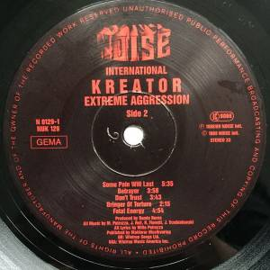 Kreator: Extreme Aggression (LP) - Bild 4