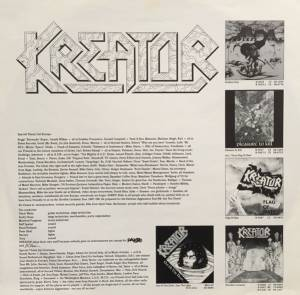 Kreator: Extreme Aggression (LP) - Bild 5