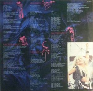 Warlock: Triumph And Agony (LP) - Bild 4