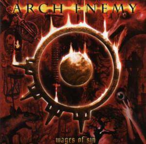 Cover - Arch Enemy: Wages Of Sin