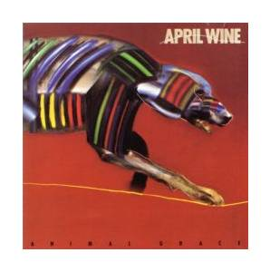 April Wine: Animal Grace - Cover