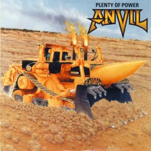 Anvil: Plenty Of Power (CD) - Bild 1