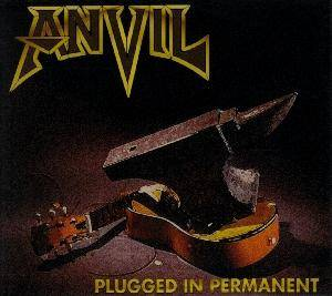 Anvil: Plugged In Permanent - Cover