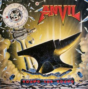 Anvil: Pound For Pound (CD) - Bild 1