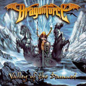 DragonForce: Valley Of The Damned - Cover