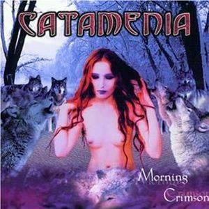 Catamenia: Morning Crimson - Cover