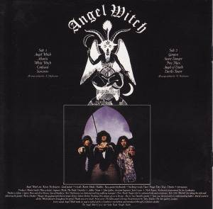 Angel Witch: Angel Witch (CD) - Bild 3