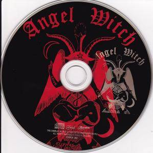 Angel Witch: Angel Witch (CD) - Bild 4